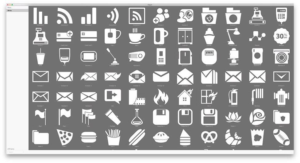 clipart collection for iwork iweb ibooks author and other rh macmanus org keynote clipart images Present Clip Art